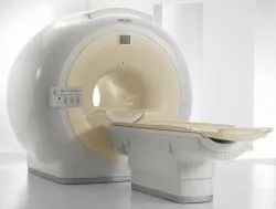 Philips Achieva 3T MRI Machine, Magnetic Strength: 3 Tesla (T)