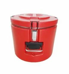 Insulated Food Container (Round, 10 Ltr.)