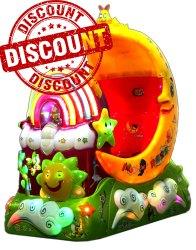 Moon Kiddie Amusement Ride Game