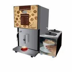 Fresh Milk Coffee Vending Machine