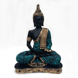 Fatfatiya Monk Buddha Idols Lord Buddha Idols For Car Dashboard Gift Home Showpiece