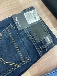 Denim Plain Pepe jeans, Waist Size: 28-38