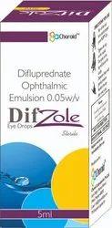 Difluprednate 0.05% Eye Drops (Difzole)