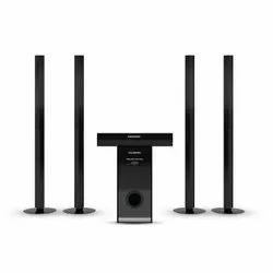 5.1 Blaupunkt Soundbar Home Theatre System, Size: 30 X 16.8 X 32 Cm, Model Name/Number: Sbw500(sku Tv Ls 275-5)