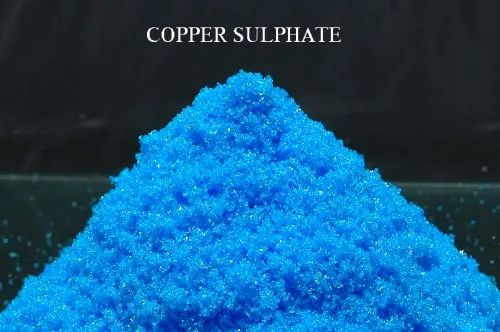 Copper Sulphate Pentahydrate Powder