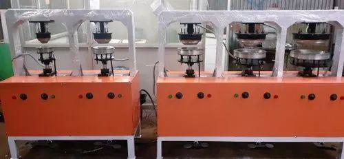 Areca 5 Dies Plate Making Machine