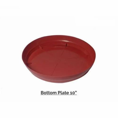 10 Inch Bottom Plate Or Self Watering Plate