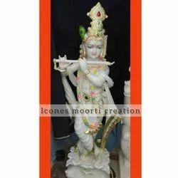 3.1 Feet Krishna Statue