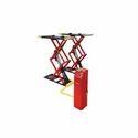 3500kg Double Scissor Lift For Car Workshop