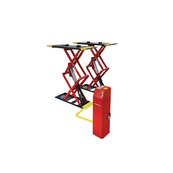 3500kg Double Scissor Lift For Car Workshop