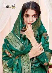 Lavina Vol 113 Dola Silk Digital Printed Salwar Kameez