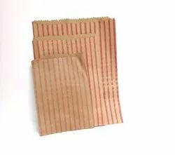 Brown Lining Paper Envelops For Medical Use And Sweets Packing Uses, For Grocery