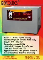 Model Name/Number: Lr 450 Digital Display Revoltics 5 KVA 90 Volt Stabilizer
