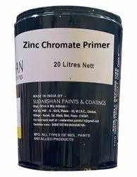 Q.D.Zinc Chromate Yellow Primer
