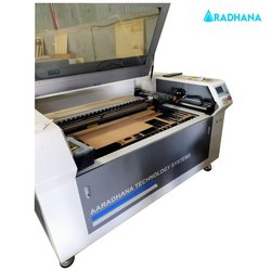 Automatic Woolens Engraving Machine