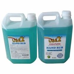 Hand Rub Sanitizer