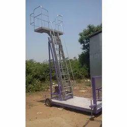 Aluminium Oil Tank Ladder