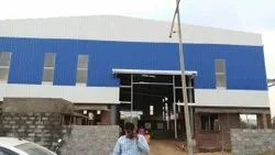 Prefabricated Factory Roofing Shed manufacturers