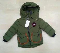 Cotton Girl & Boy Baby Jacket
