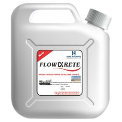 Flowcrete Admixtures Construction Chemicals