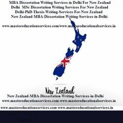 New Zealand Dissertation Writing Services Consultancy
