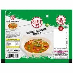 Garlic Madrasi Shambhar Masala, Packaging Size: 40 g