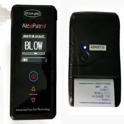 AlcoPatrol PT-100P Breath Alcohol Analyzer With Printer