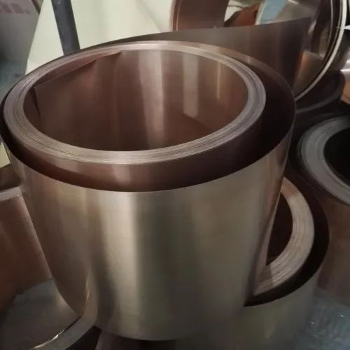 Beryllium Copper Sheet / UNS C17200 Sheet / Alloy 25 Sheet