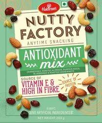 Haldiram's Nutty Factory Antioxidants Mix, Packaging Type: Packet