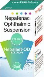 Nepafenac 0.3% Eye Drops (Nepalast-od)