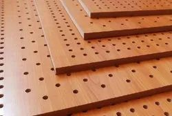 ACCORD Perforated MDF Laminated Acoustic Wall Panel