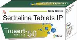 Sertaline 50 Mg Tablets (Trusert-50)