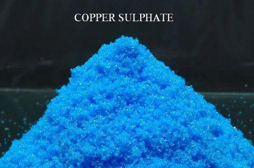 Copper Sulphate Pentahydrate Feed Grade