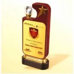 WM 9725 Popular Promotional Trophy