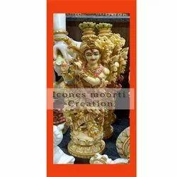 1.4 Feet Lord Krishna Statue