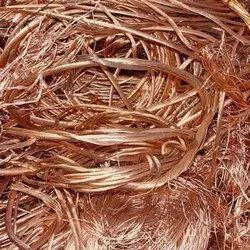 99.8% Copper Wire Scrap, For Electrical Industry, Grade: Grade A