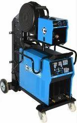 Synergic Mig Mag Welding Units