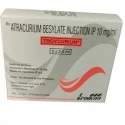 Troycurium Atracurium 2.5Ml Inj
