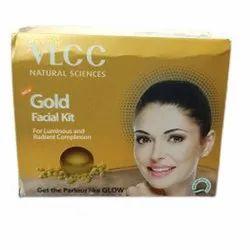 Paste VLCC Gold Facial Kit, For Face, Packaging Size: 60 G