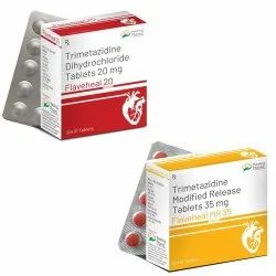 Trimetazidine 20mg / Trimetazidine Modified Released 35mg