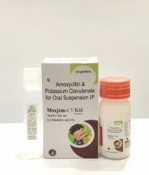 Amoxiclav Dry Syrup With Water