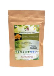 Organic Neutral Henna Powder