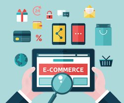 PHP/JavaScript Responsive E-commerce Web Design Development Services, With Online Support