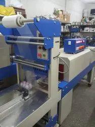 Pet Bottle Web Sealer Shrink Machine/ Bottle Sleeve Wrapping Machine