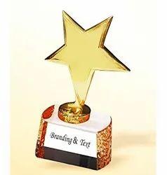 CG 487 Crystal Trophy