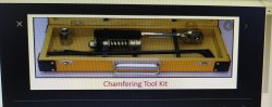 Champering tool kit