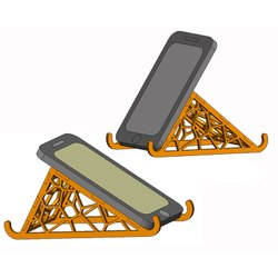 Shirpi Gift Laser Cut Phone Stand Size 5 X 6 Inch