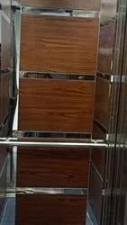Stainless Steel Wooden Finish Sheets