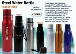 H-055 Stainless Steel Water Bottle