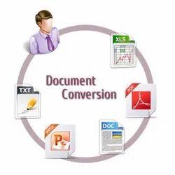 Data Conversion Services, Pan India